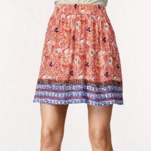 CAbi Bella Batik Skirt